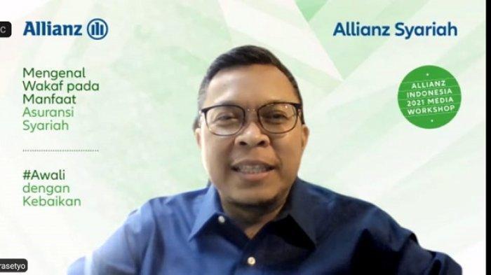 Potensi Wakaf Rp 24,8 Miliar, Allianz Syariah Ajak Masyarakat Produk Asuransi Syariah