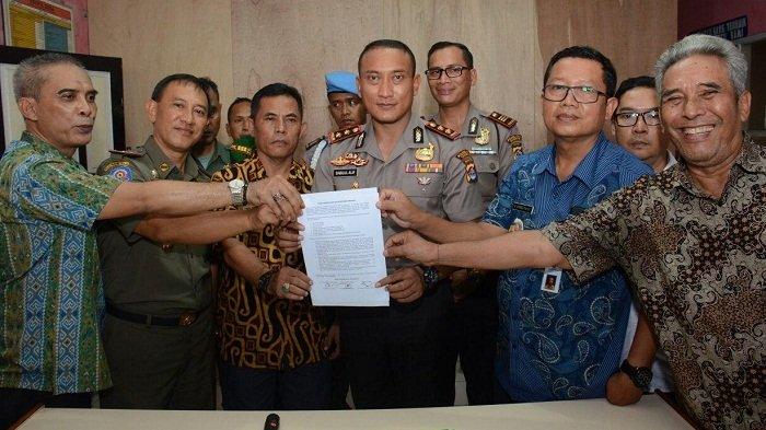 Heboh Beredar Surat Edaran Isu SARA di Tangerang