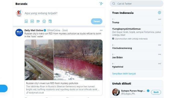 Heboh video menjadikan Gisel Viral trending topic di twitter, Minggu (8/11/2020).