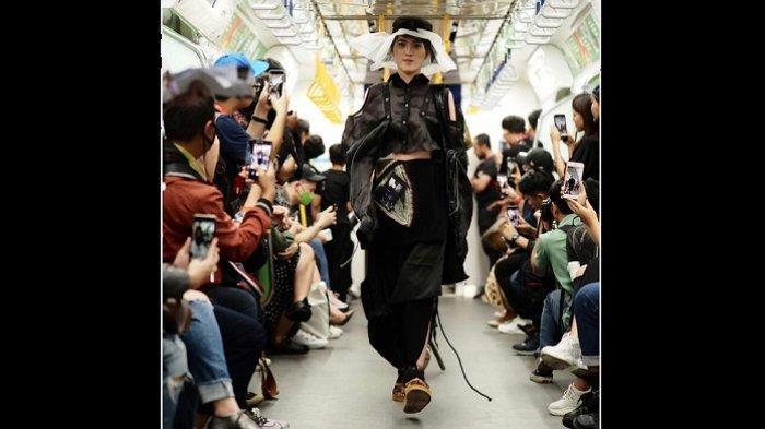 Jelang MRT Festival, Fashion Rocks 2020 Ajak Kaum Urban Nikmati dan Pakai Fasilitas Umum di Jakarta
