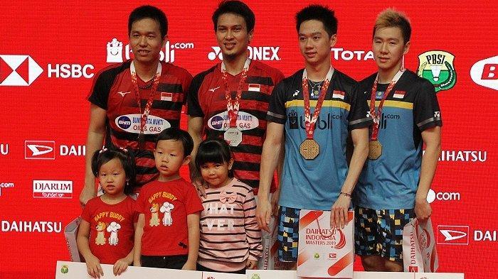 Hasil Lengkap Final Indonesia Masters 2019