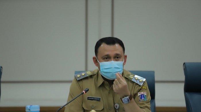 Hendra Hidayat Imbau Warga Jakarta Timur agar Salat Idulfitri di Rumah