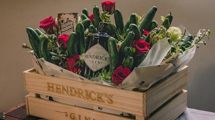 Sambut Hari Kasih Sayang, Hendrick's Gin Hadirkan Program Spesial dan Festival Gombal