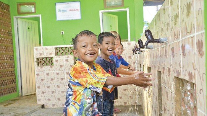 Penting, Kemitraan Multipihak Percepat Pemenuhan Akses Air Minum dan Sanitasi Aman di Mauk Tangerang
