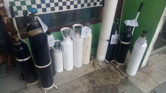 VIDEO : Sempat Kewalahan, Saat Ini Depot Oksigen Punya Stok untuk Pelanggan