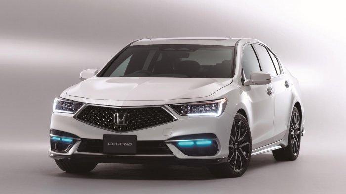 Honda Luncurkan Mobil Pintar, Bisa Bantu Pengemudi Cari Parkir dan Memarkir Mobil Sendiri