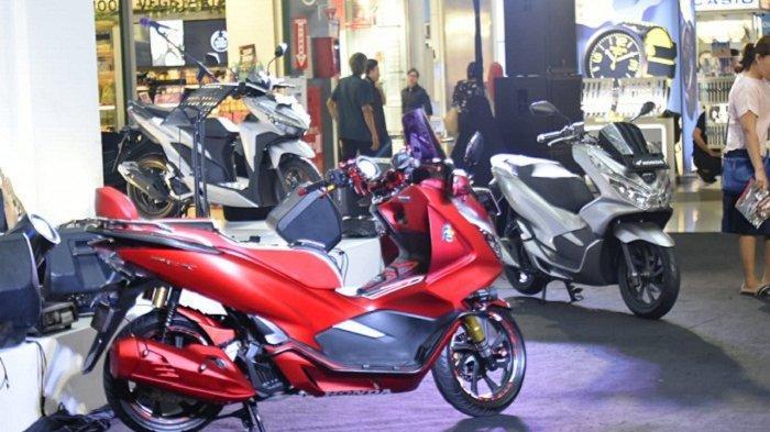 Ratusan Skutik Premium Terjual di Honda Premium Matic Day Cibubur, Dihadiri Gabungan Komunitas Honda
