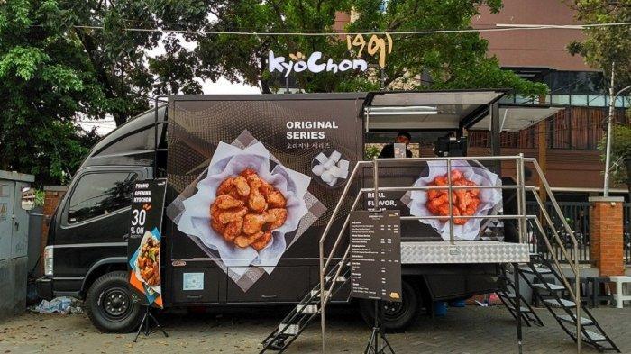 Buat Member Honda VIP Card, Diskon hingga 50 Persen di Resto Ayam Goreng Khas Korea Kyochon