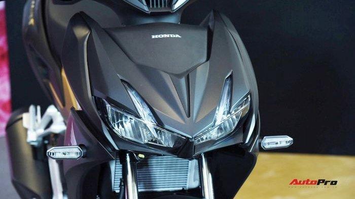 Penampakan Terbaru Honda Supra GTR 150 Berwajah Honda Vario Berbehel Tanduk Honda CB150R