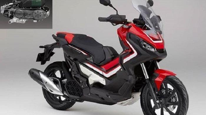 Motor Matik Baru! New Honda X-ADV 150 Bakal Hadir di GIIAS 2019, Yamaha NMAX Terancam?