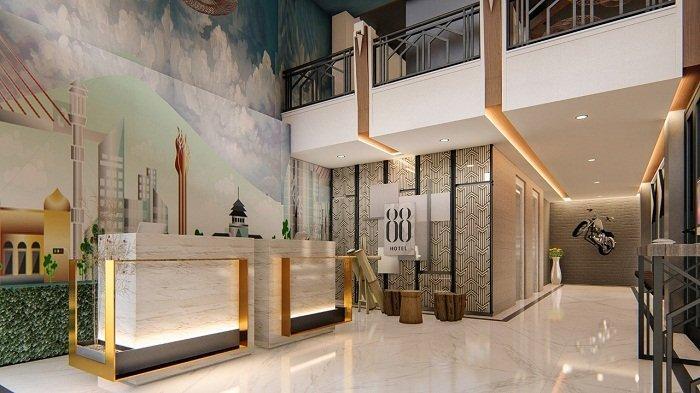 Hotel 88 Alun-alun Bandung Beroperasi Akhir Tahun, Hotel Bintang 2 dengan Pelayanan Bintang 3