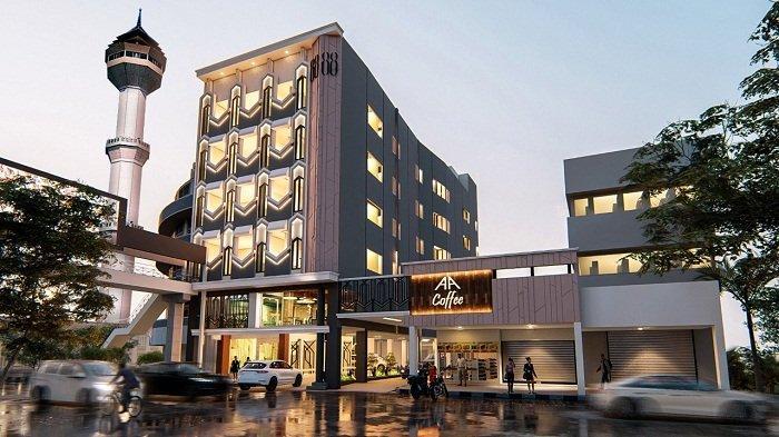 Hotel 88 Alun-alun Bandung, standar internasional Bintang 2 dengan pelayanan sekelas hotel bintang 3.