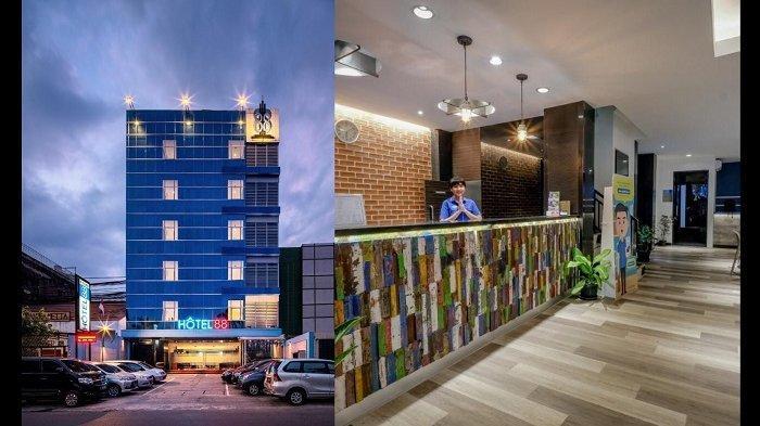 Lokasi Strategis Dekat Rumah Sakit, Hotel 88 Mangga Besar 120 Jakarta Sediakan Paket Longstay