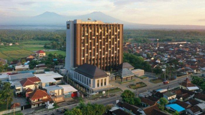 Hotel Tertinggi di Banyuwangi Resmi Beroperasi, Fasilitas 163 Kamar dan Ballroom Kapasitas 1.000