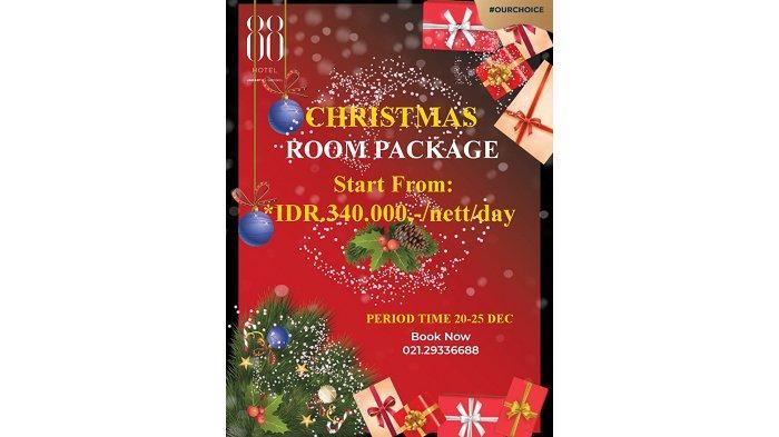 PAKET NATAL & TAHUN BARU HOTEL 88 GROGOL - hotel88grogol.jpg