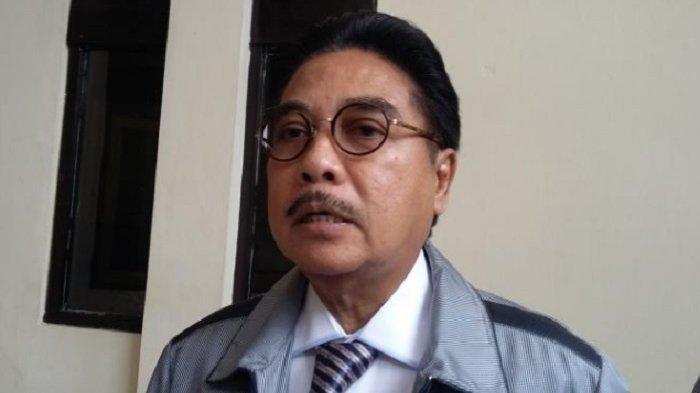 Hotma Sitompul  dipanggil KPK sebagai saksi dalam penyidikan kasus suap bantuan sosial (bansos) untuk wilayah Jabodetabek Tahun 2020, Jumat (19/2/2021). Foto dok: Pengacara Hotma Sitompul.