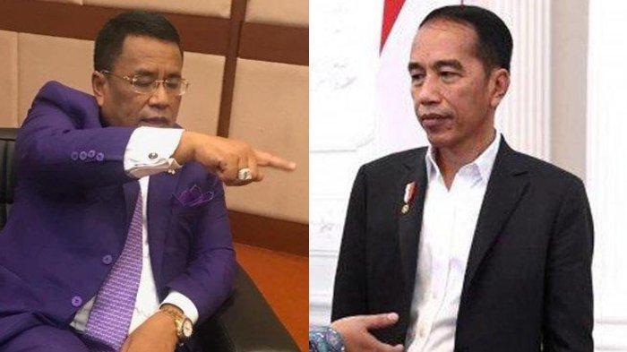 Jokowi Jawab Permintaan Hotman Soal Larangan WNA Asal China Masuk Indonesia, Jokowi : Kita Siaga