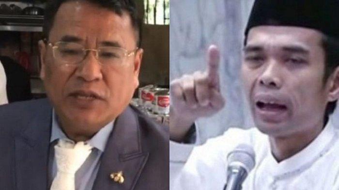 Gus Hotman Paris Ingatkan Salat Subuh, Diam-diam Ngefans Sama Ustaz Abdul Somad, Apa Komen Netizen?