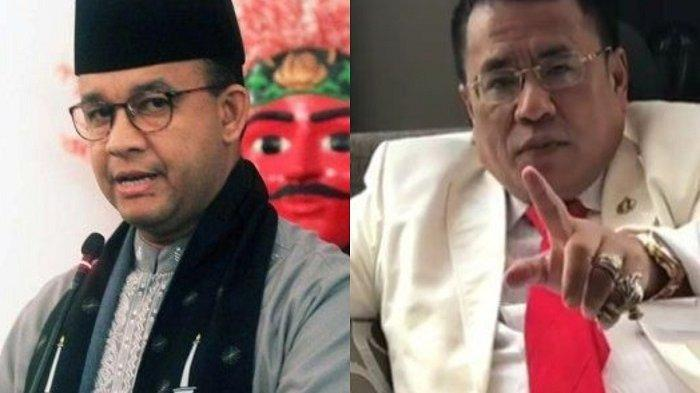 HOTMAN Paris Hutapea Bongkar Rencana Gubernur Anies Bangun Mal di Kawasan Monas Jakarta, Bikin Macet