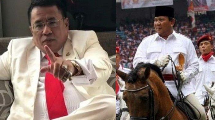 Unggah Video Diajak Main Polo Berkuda oleh Prabowo, Hotman Paris: Beliau Konglomerat dari Muda