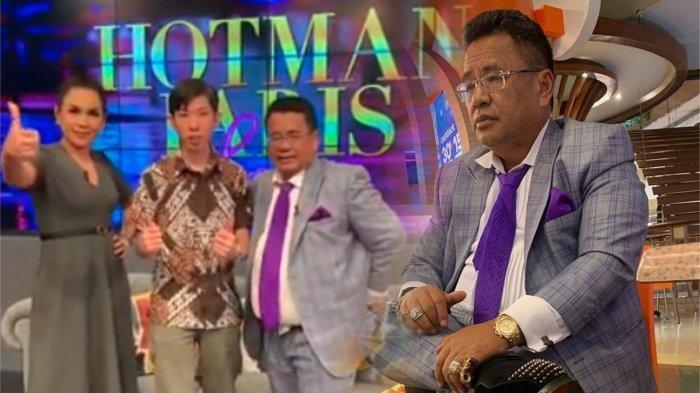Program Acara Hotman Paris Show Kena Cekal KPI, Distop 2 Episode, Tanggapan Hotman Paris Bikin Kaget