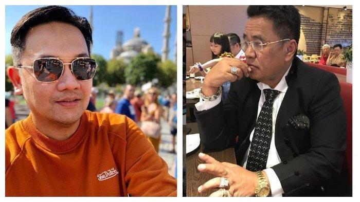 HOTMAN Paris Ungkap Awal Mula Berseteru dengan Farhat Abbas yang Campuri Kasus Elza Syarief