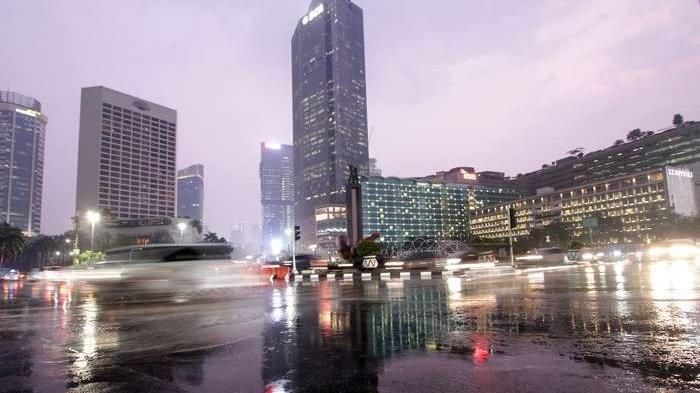 UPDATE Prakiraan Cuaca Kamis 24 Juni, BMKG: Seluruh Wilayah Jakarta Hujan pada Kamis Siang