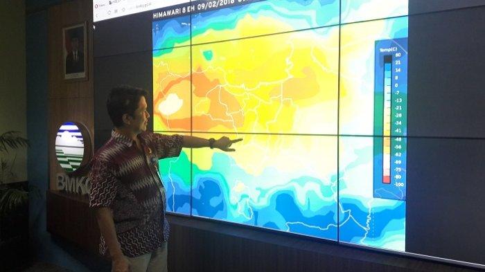 Prakiraan Cuaca Selasa 8 Desember 2020, BMKG: Waspadai Potensi Hujan Sedang-lebat Beberapa Wilayah