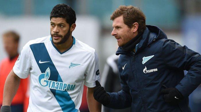 Andre Villas-Boas: Hulk Kapten Tim Shanghai SIPG Dikabarkan Akan Kembali ke FC Porto