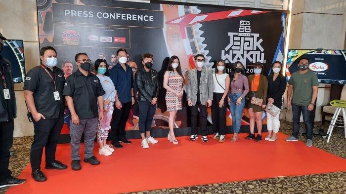 ANTV Gelar Perayaan 28 Tahun Jejak Waktu, Hadirkan KLa Project, NOAH dan BCL hingga Nike Ardilla