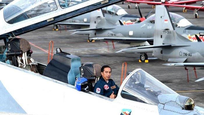 Pembelian 11 Pesawat Tempur Sukhoi Tak Kunjung Beres, Menteri Pertahanan Beberkan Penyebabnya