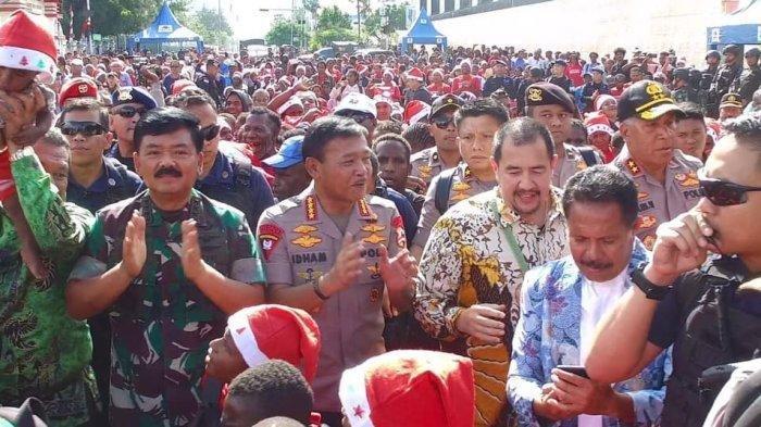 Kondisi Papua, Mahfud MD Ungkap Hal Baru hingga Postingan Haru dari Pendeta Gilbert