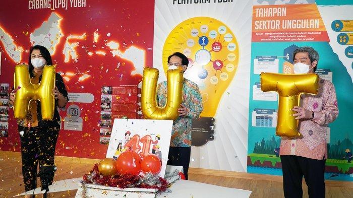 YDBA Rayakan 41 Tahun Berkarya Membina UMKM