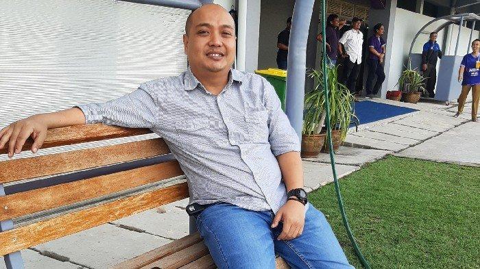 I Nyoman Suryanthara Manajer Tim Persita Tangerang