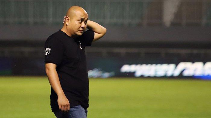 Manajemen Persita Tangerang Siap Kerahkan Pemain Muda di Liga 1 Indonesia 2021