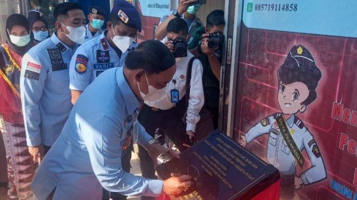 Rutan Salemba Luncurkan Posko Informasi untuk Permudah Akses Layanan Informasi Warga, Ini Namanya