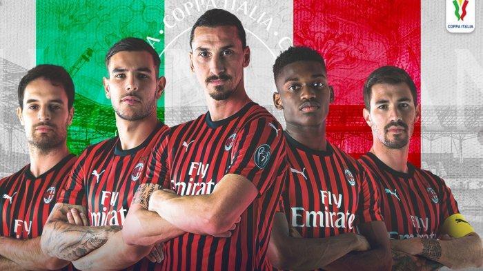 Starting XI dan Link Live Streaming Brescia vs AC Milan, Andalkan Duo Ibrahimovic dan Rafael Leao.