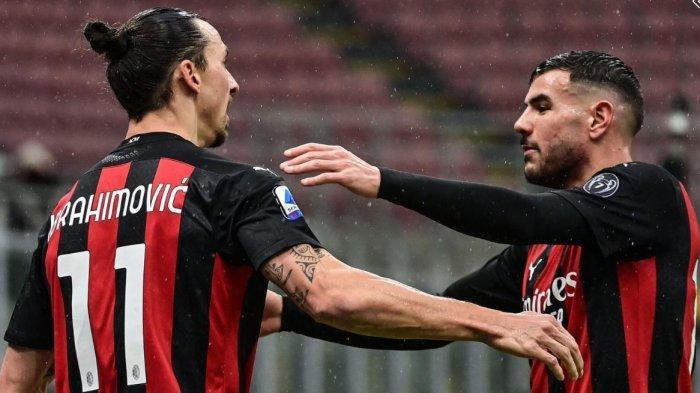 Prediksi Susunan Pemain AC Milan Hadapi Juventus dan Live Streaming, Rebic Topang Ibrahimovic