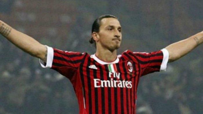 Zlatan Ibrahimovic Resmi Kembali Berseragam AC Milan, Bakal Memakai Nomor Punggung Kiper?