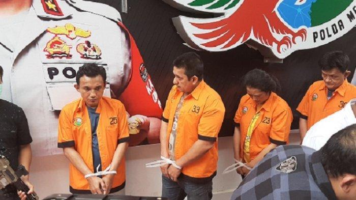 TERUNGKAP Gara-gara Mendengkur Akhirnya Ibra Azhari Berhasil Dibekuk Polda Metro Jaya