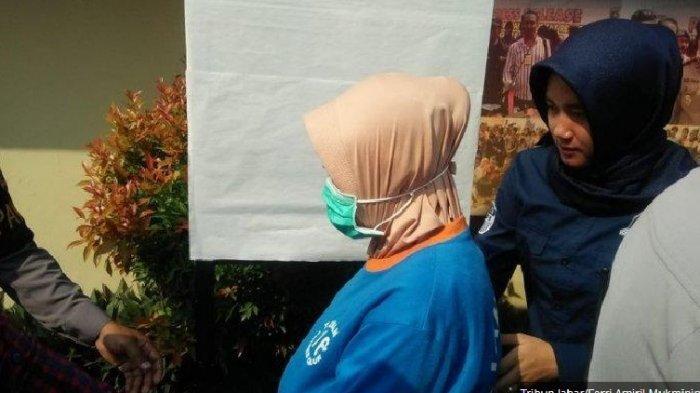 Ibu Muda di Cianjur Bunuh Bayinya karena Rewel dan Ingat Suami Selingkuh, Begini Kronologinya