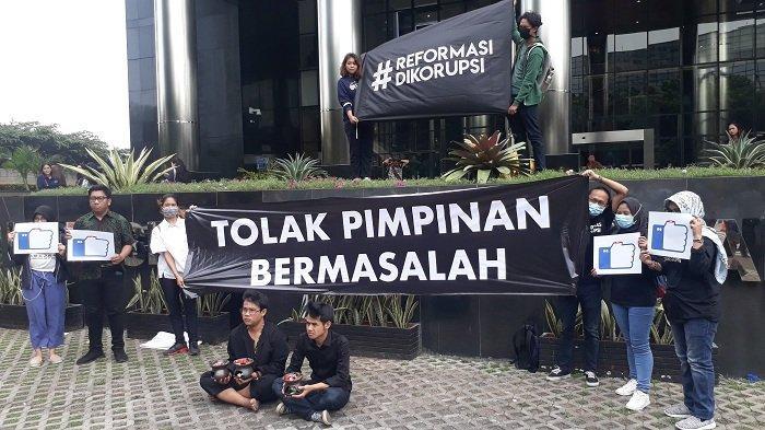 Tolak Pelemahan KPK, Rabu Esok Aliansi BEM Seluruh Indonesia Geruduk Kantor Firli Bahuri