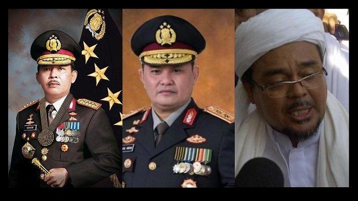 IRJEN Fadil Imran Tak Masuk 5 Calon Kapolri Usulan ke Presiden Jokowi, Mahfud MD: Semua Bintang 3