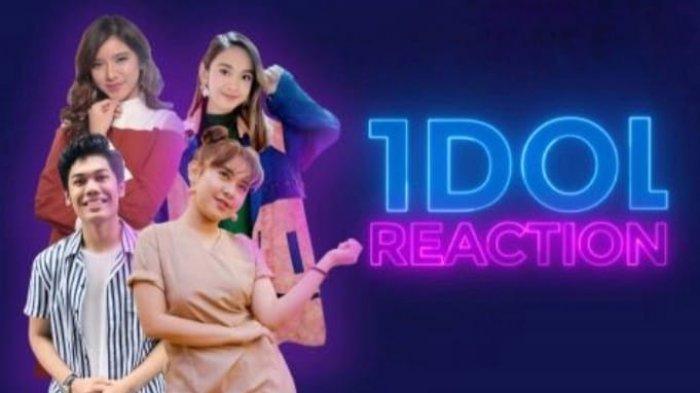 Program Eksklusif Idol Reaction Sudah Dapat Disaksikan, Ayo Lihat Keseruannya