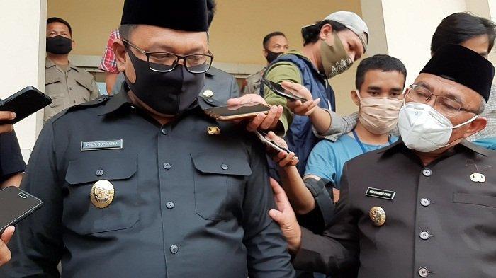 Adu Kuat Wali Kota Idris dan Wakilnya Pradi Supriatna di Pilwalkot Depok