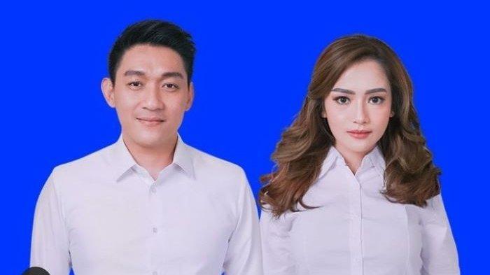 Ifan Seventeen dan Citra Monica disahkan sebagai pasangan suami dan istri melalui akad nikah yang digelar di Hotel Pullman, Jalan S Parman, Grogol Petamburan, Jakarta Barat, Sabtu (29/5/2021) siang.