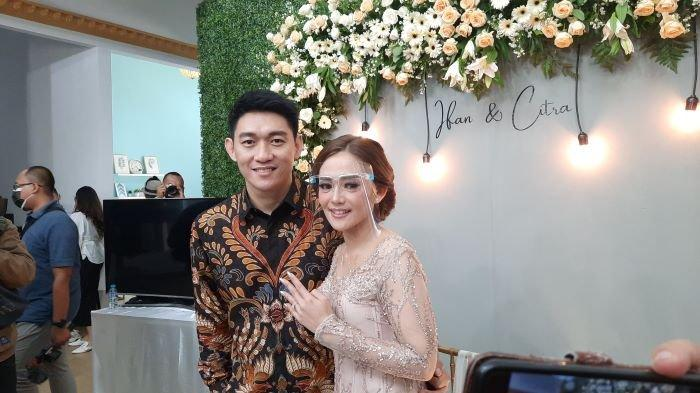 Sah! Ifan Seventeen dan Citra Monica Menikah, Maskawin Logam Mulia 40 Gram hingga Uang Rp 50 Juta