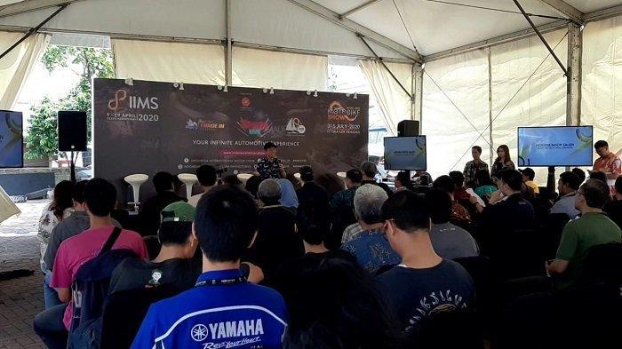 IIMS Motobike Show 2020 akan Sulap Lapangan Bulutangkis Istora Senayan Jadi Sirkuit