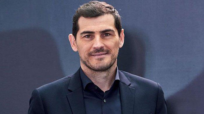 Iker Casillas Mantan Kiper Real Madrid Diangkat Sebagai Asisten Direktur Real Madrid Foundation