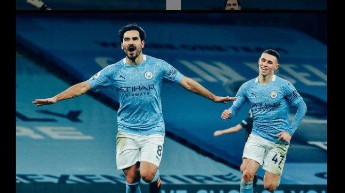 Dibantai Manchester City 3-0, Tottenham Babak Belur, Peringkat Bisa Turun Lagi, City Kian Kokoh